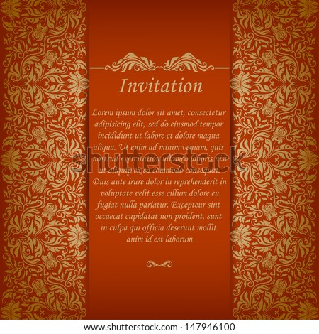 Wedding Card Background Designs Free Vector Download 55 833 Free