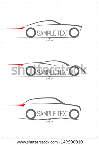 three simple cars