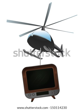 helicopter transport of