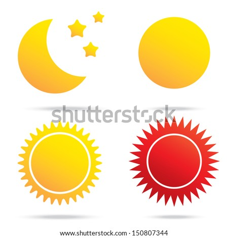 sun moon free vector download 2 338 free vector for commercial use rh all free download com Sun and Moon Logo Sun and Moon Logo