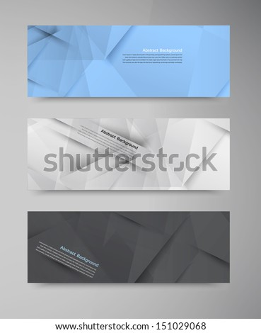 website background template with blue color free vector download