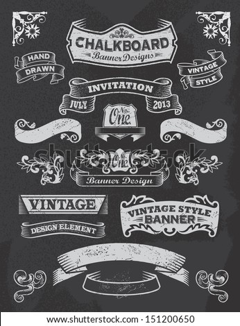 stock-vector-hand-drawn-blackboard-banner-vector-illustration-with-texture-added