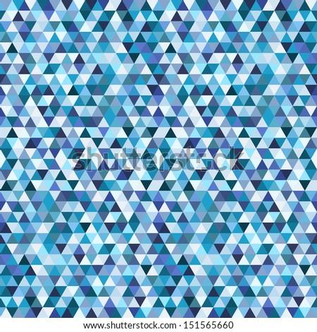 geometric mosaic seamless