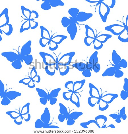 butterfly seamless