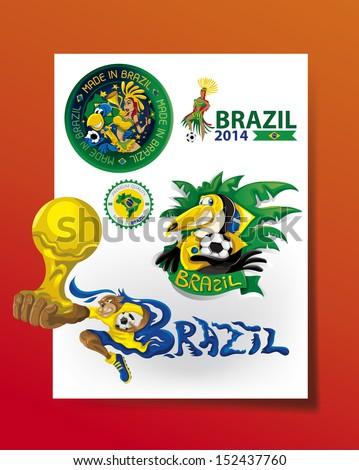brazil  soccer  seals