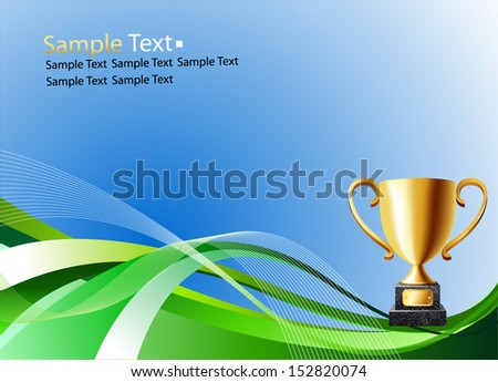 sample text award