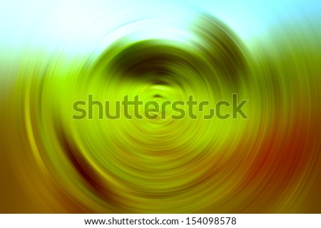 radial backgrounds