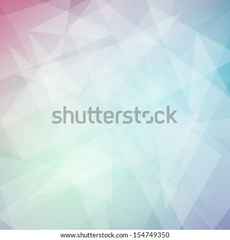 pastel rainbow geometric vector
