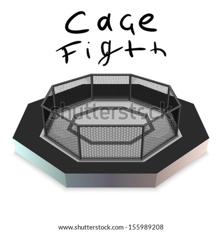 octagon ring vector
