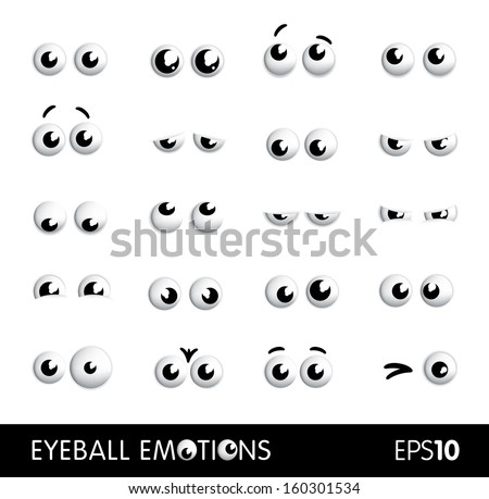 eyeball emotions