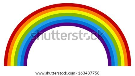 rainbow element