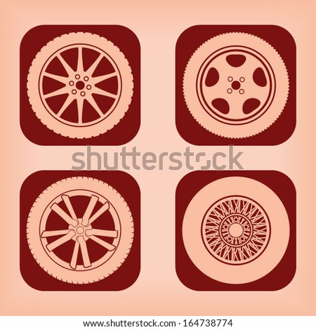 tyre icon vector free download free vector download 24 968 free