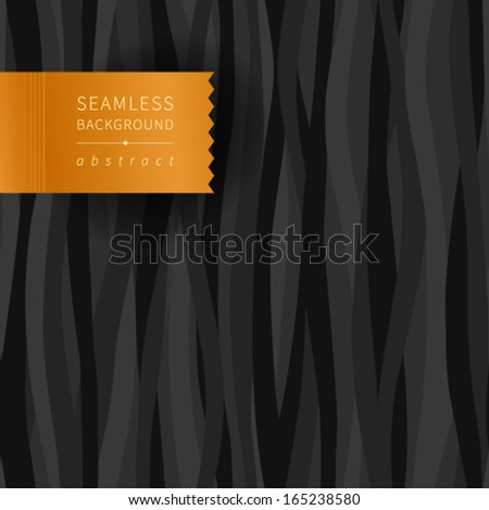 seamless dark pattern with