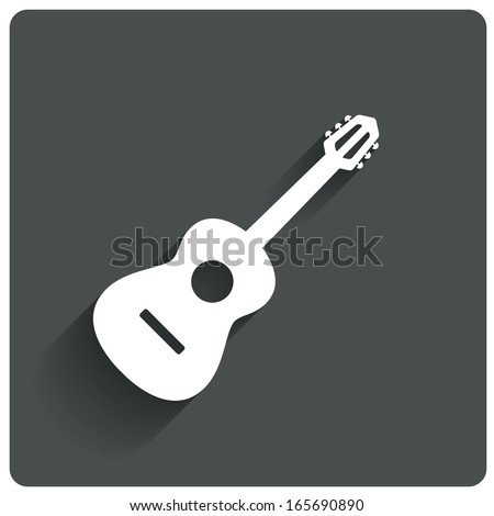 acoustic guitar icon live