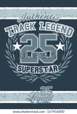 track legend superstar