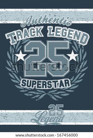track legend superstar