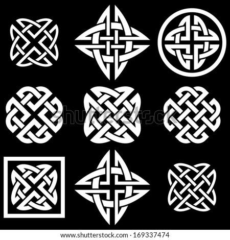 celtic quaternary knots