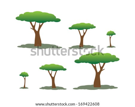 simple tree vectors