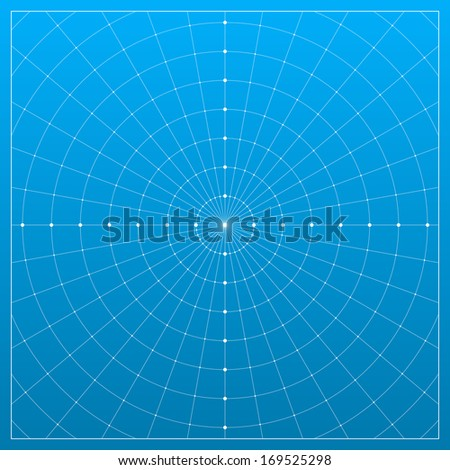 blueprint vector illustration
