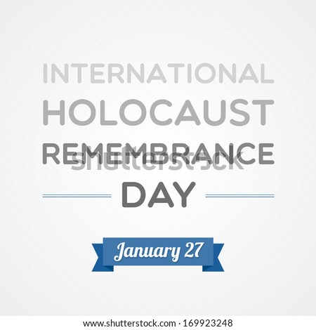 international holocaust