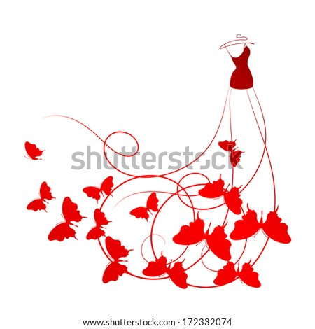 dress wedding design