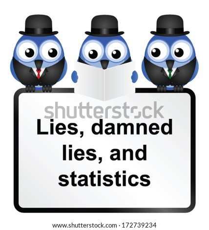 lies damned lies and statistics