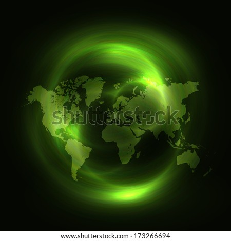 earth   vector background