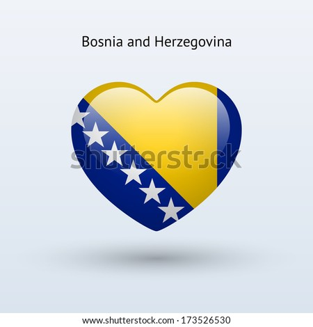 love bosnia and herzegovina