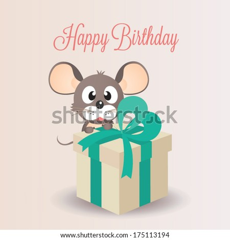 vector illustration happy