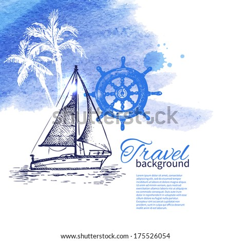 travel tropical design