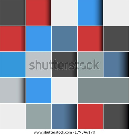 abstract background made of