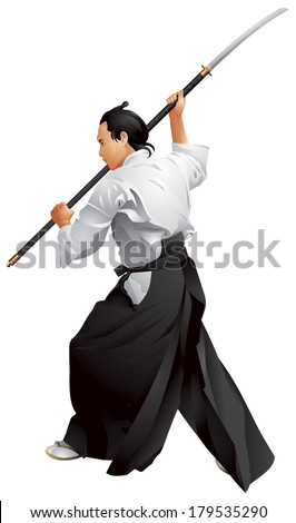 naginatajutsu  japanese samurai