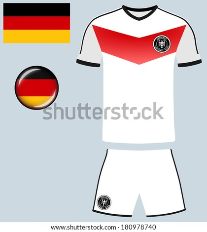 germany football jersey