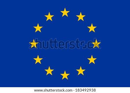 flag of europe  flag of