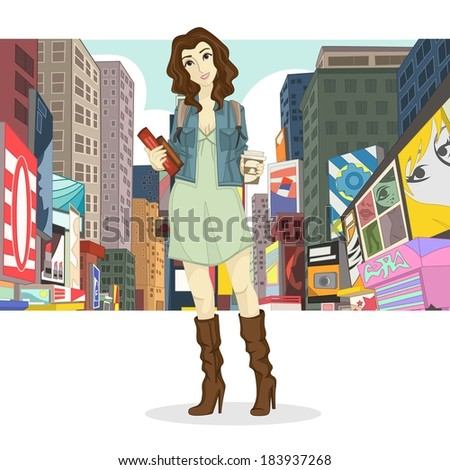 big city girl fashion style