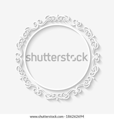 Vector Vintage Circle Border Free Download 15409 For Commercial Use Format Ai Eps Cdr Svg Illustration Graphic Art Design