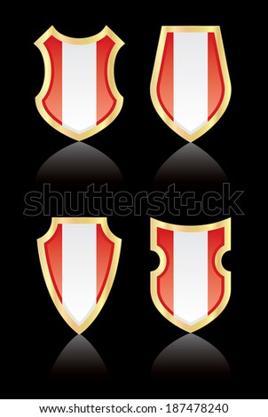 vector shields with austrian