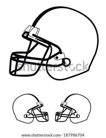 vector football helmet icon free vector download (17,623 free