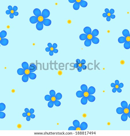 vector seamless pattern copy