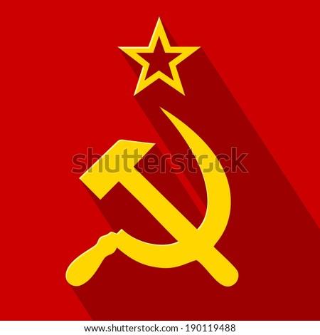 ussr flag icon