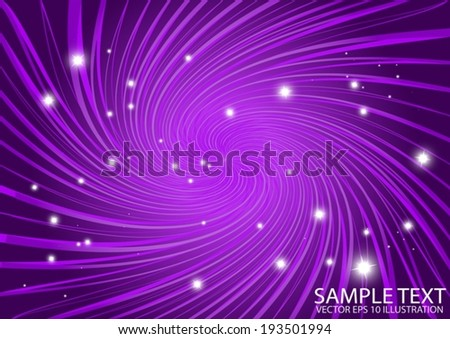 purple abstract vortex space