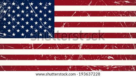 grunge flag country   usa
