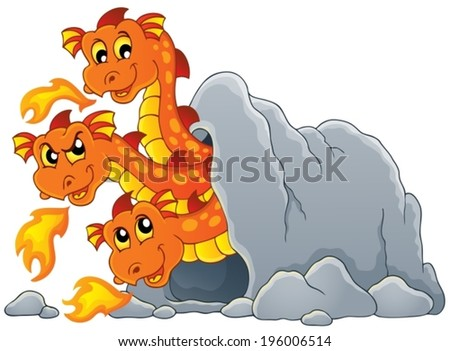 dragon topic image 7   eps10