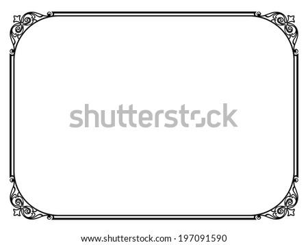 Certificate border in coreldraw format free vector download sponsored yadclub Gallery
