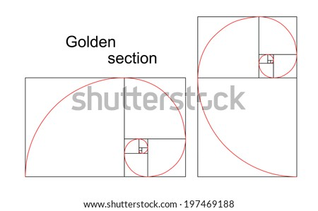 illustration of double golden