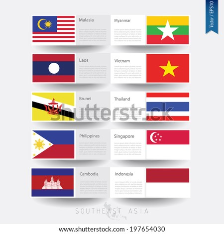 flags of nations that are
