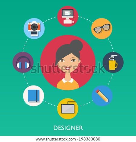 designer  character