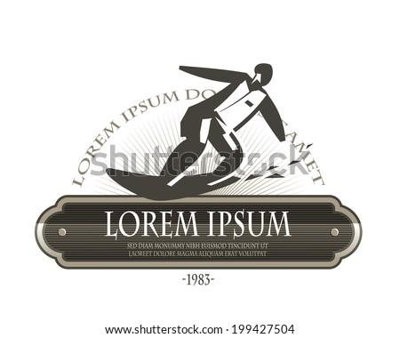sport symbol vector format