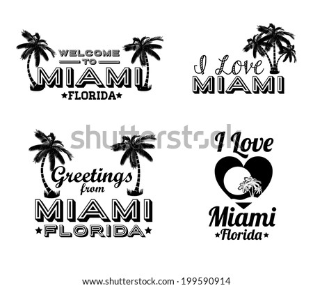miami design over white