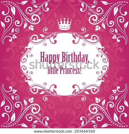 birthday cute bright pink